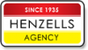 Henzells Logo Flat